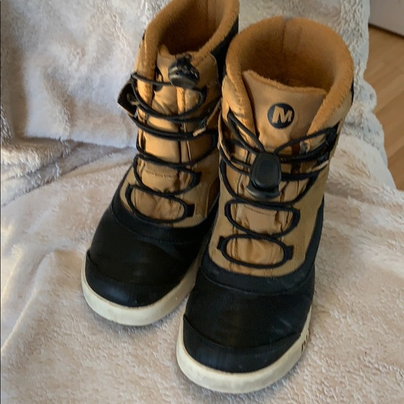 Merrell Snow Boots warm and waterproof